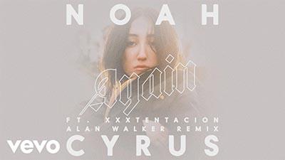 noah cyrus lyrics