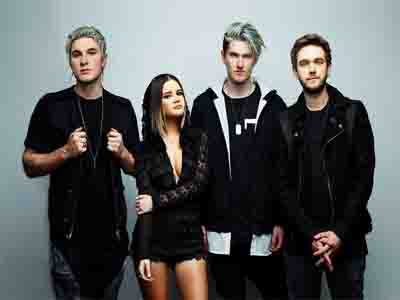 Download Ringtone The Middle - Zedd, Maren Morris, Grey