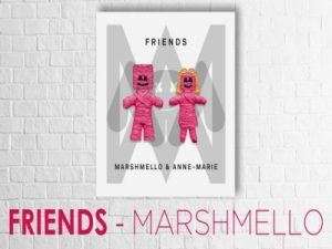 Download Ringtone Friends - Marshmello & Anne Marie ringtone