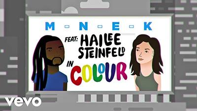 mnek - colour ft. hailee steinfeld free mp3 download